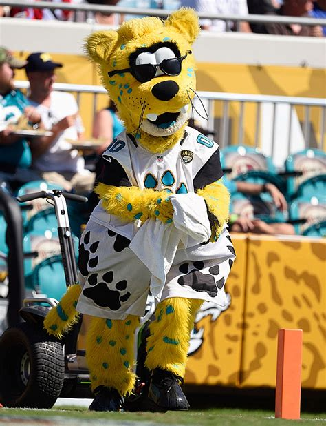 how did the jacksonville jaguars get their name ranking the nfl s mascots si