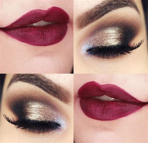 what looks good with red 12 amazing makeup ideas for your red dress for party