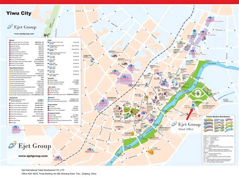 world map city market yiwu map your assistant of living in yiwu ejet
