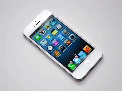 D Iphone 5 by Test De L Iphone 5 D Apple Par Test Mobile Fr