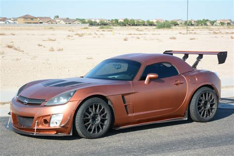 is the saturn sky a car saponts 2008 saturn skyred line roadster 2d s photo