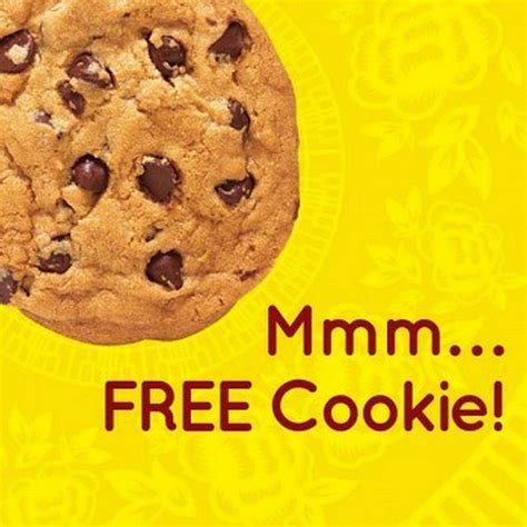 Giveaway Cookies - subway free cookies giveaways freebies promotion my