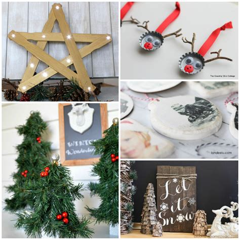 home made decorations for christmas 18 clever homemade christmas decorations