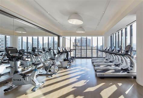 Salle De Fitness Design by Immeuble De Prestige Offrant Un Int 233 Rieur Luxueux Au