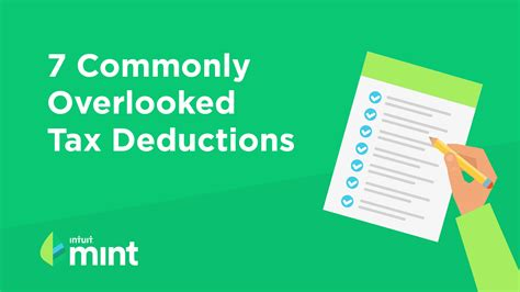 tax deductions for buying a house commonly overlooked tax deductions inside the nation