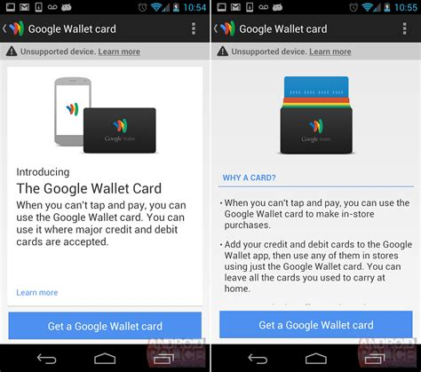 How To Use Google Wallet Gift Card - google preps physical google wallet card money transfers and public transit passes