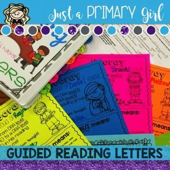 Parent Letter Explaining Guided Reading just a primary teaching resources teachers pay teachers