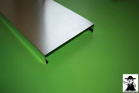 Was Kosten Fensterbänke by Mauerabdeckung Aluminium Natur 0 8 Mm 2 M Lang