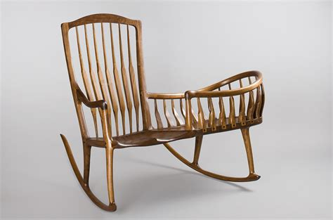 Handcrafted Chairs - rocking chair design designing handmade rocking