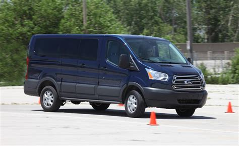 ford transit 2015 car and driver