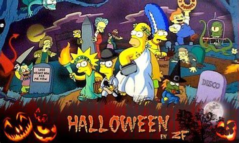 imagenes simpson halloween los mejores episodios de halloween de los simpson fancueva