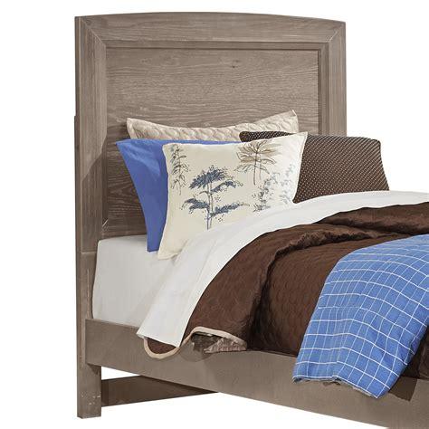 furniture world headboards vaughan bassett transitions twin panel headboard becker
