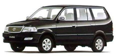 Lu Depan Kijang Lgx Konsumsi Bahan Bakar Bbm Mobil Toyota Semua Jenis