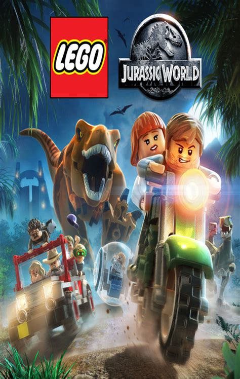 Kaos World Of Lego 10 lego jurassic world kaos