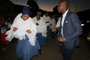 Paballo S World Mr Amp Mrs Nxumalo Traditional Wedding