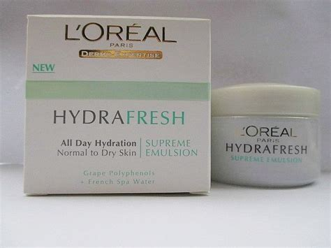 L Oreal Hydrafresh l oreal hydrafresh aqua gel images