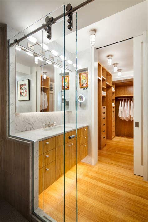 chambre avec dressing et salle de bain agencement salle de bain avec et baignoire