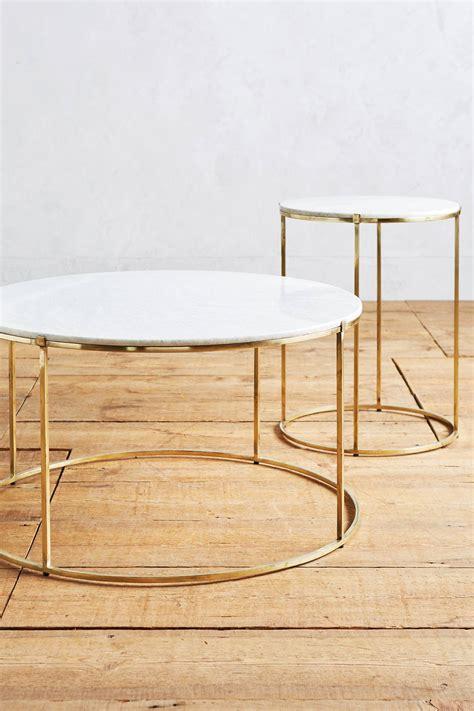 leavenworth marble coffee table anthropologie