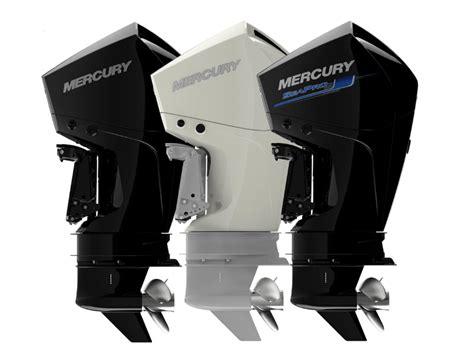 outboard boat motors mercury new mercury v6 four stroke outboard motors introduced