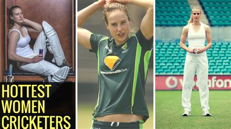female hot cricketers top 10 hottest female cricketers in the world 2017