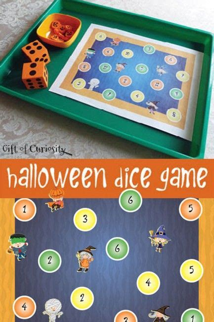printable dice games for preschoolers halloween dice game free printable geneva hands and