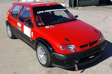 Citroen Race Car by Racecarsdirect Citroen Saxo Race Track Car 206 Bhp
