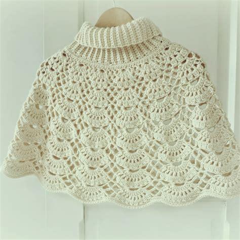 crochet pattern japanese free byhaafner crochet crochet cape