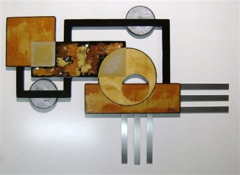 modern wall decor stylish geometric abstract sculpture contemporary modern