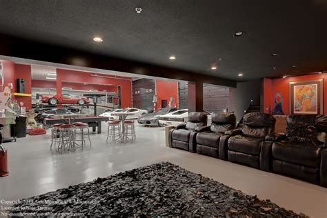 ultimate man cave pleasing ultimate man cave garage minimalist home design