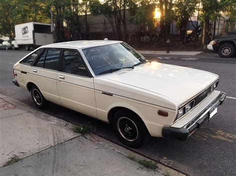 nissan datsun 1980 4 000 w 5 speed ac 1980 datsun 510 hatchback