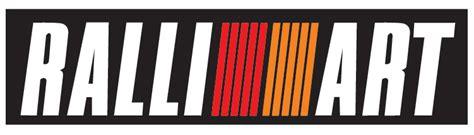 ralliart logo mitsubishi shuts down ralliart thelancergirl blair block
