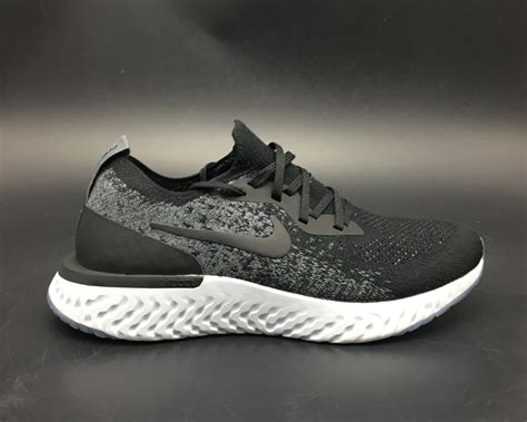Jual Nike Epic React Black nike epic react flyknit running shoes black grey wolf grey white new jordans 2018
