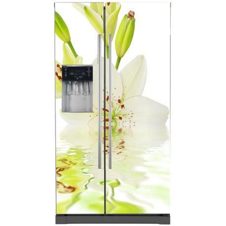 Aufkleber Spuren Entfernen by Aufkleber K 252 Hlschrank Amerikanischer Blume 5745 5745 Ebay