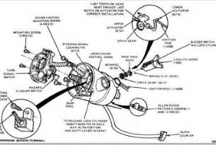 1996 ford ranger steering column diagram wedocable