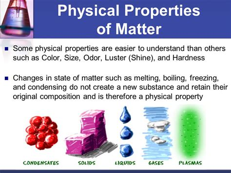 is color a physical or chemical property how are physical and chemical properties different ppt