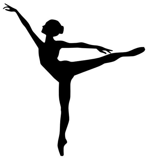 Dancer Outline by 1000 Images About Dancers Outlines On Ballet Dancers Dancer Silhouette And