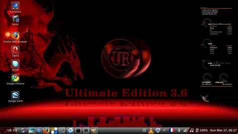 themes gnome 3 6 download ultimate edition 3 6 linux cinnamon 1 6 7