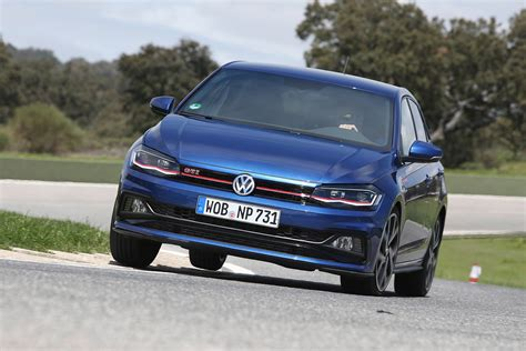 vw polo gti  review finally worthy