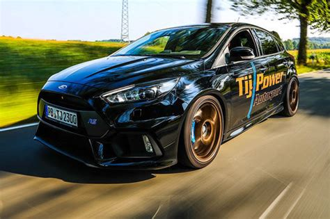 felgen ford focus mk3 rs tuning ford focus rs tij power news autowelt
