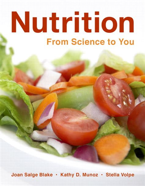 nutrition from science to you 4th edition books munoz volpe nutrition from science to you plus