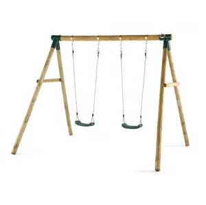 Swing Sets For Backyard Marmoset Wooden Swing Set Wooden Round Pole Swing Sets
