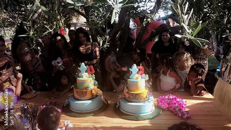 kim kardashian north west birthday party north west and penelope disick s dream birthday party