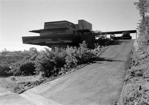 sturges house 1939 by architect frank lloyd wright skyeway sturges house frank lloyd wright los angeles california