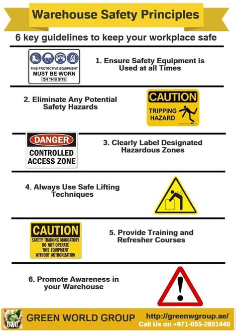 design criteria for warehouse warehouse safety principles 6 key guidelines to keep your