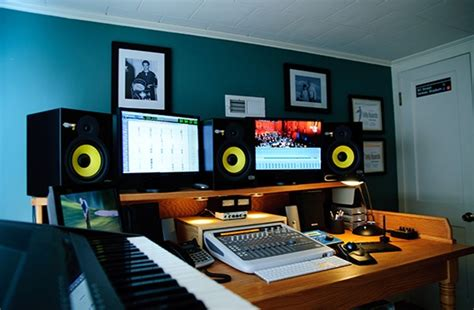 bedroom music studio setup bedroom digi003 studio setup studio ideas pinterest
