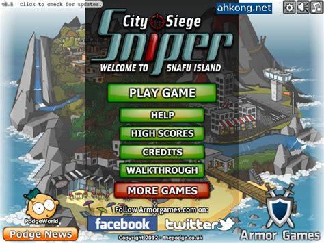 city siege city siege sniper ahkong