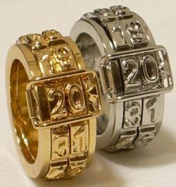 Tags Bling For Nerds by Bling Counter Rings Brian Carnell