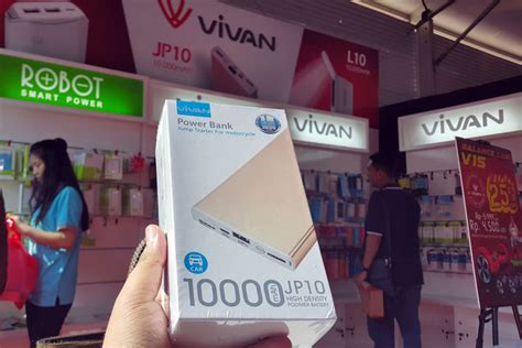Power Bank Jp10 aki motor ngedrop power bank vivan jump starter jp10 solusinya