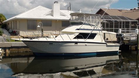 hatteras boats for sale by owner 1986 41 hatteras for sale by owner the hull truth