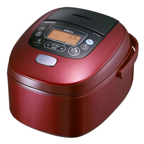 Rice Cooker Toshiba toshiba vacuum pressure ih rice cooker rc 10vrg r japan